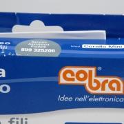cobra corallo mini - la confezione