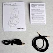 philips shb9150 - accessori