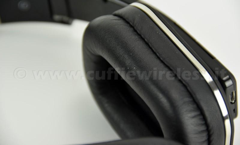 Cuffie wireless padiglioni comodi