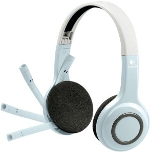 Logitech H609 Wireless Headset iPad