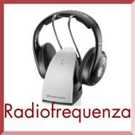 cuffie Sennheiser a radiofrequenza