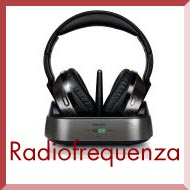 cuffie radiofrequenza philips
